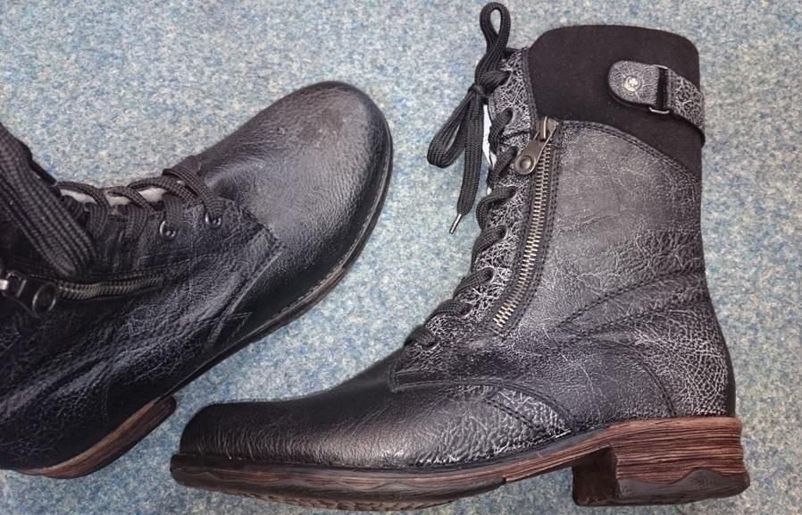oprava rieker obuvi