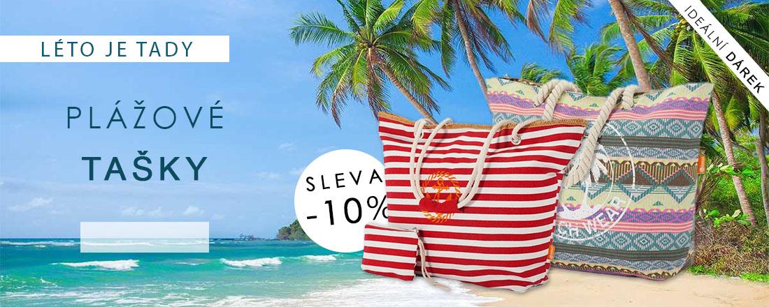 AKCE plážové tašky