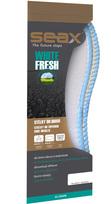 SEAX vložky do bot White Fresh