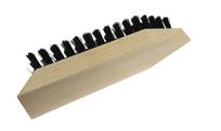 Kartáč blátový na boty dřevěný