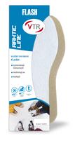 VTR Vložky do bot FLASH bílé