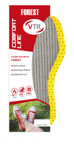VTR Vložky do bot Forest parfémované