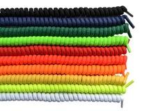 Spirálové tkaničky elastické