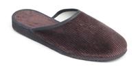 Manžestrové pantofle dámské 6-20081