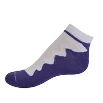 VšeProBoty ponožky SPORT fialové