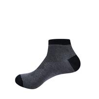 VšeProBoty ponožky SPORT šedočerné