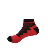 VšeProBoty ponožky SPORT červenočerné