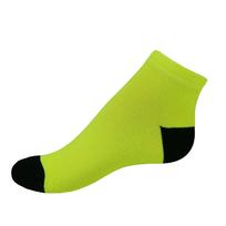 VšeProBoty ponožky NEON SPORT žluté