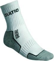 Ponožky Gultio art. 14 - thermo bílošedé