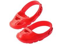BIG Chrániče na dětskou obuv červené