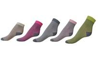 Art. 11 Dětské ponožky s proužky Knebl Hosiery