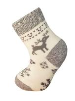 Art. 18 Dětské zimní termo ponožky Sob Knebl Hosiery
