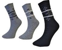 Art. 16 Zimní thermo ponožky Norsko Knebl Hosiery