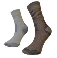Art. 44 Zimní vlněné Thermo ponožky Knebl Hosiery