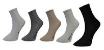 Matex ponožky Diabetes 1L žebro 3-389