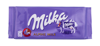 Benefit Čokoláda Milka (různé druhy)