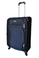 BZ 4667 - 3 kufr na kolečkách black - 50 cm