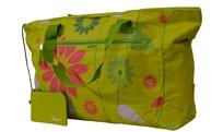 BZ 3207 plážová taška green