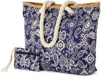 BZ 5082 plážová taška blue