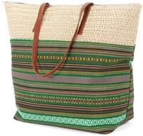 BZ 5175 Plážová taška green