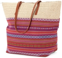 BZ 5175 Plážová taška red