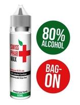Antibakteriální roztok Swiss PharMax 60 ml (80% alkohol)