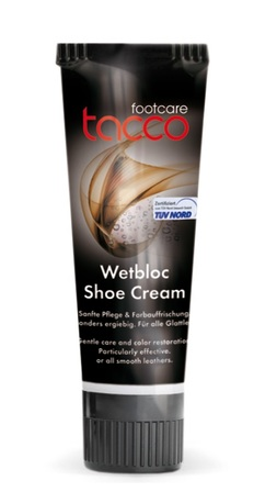 TACCO Wetbloc Shoe cream 75 ml