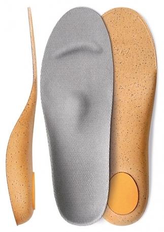 Svorto Ortopedické vložky s patním lůžkem