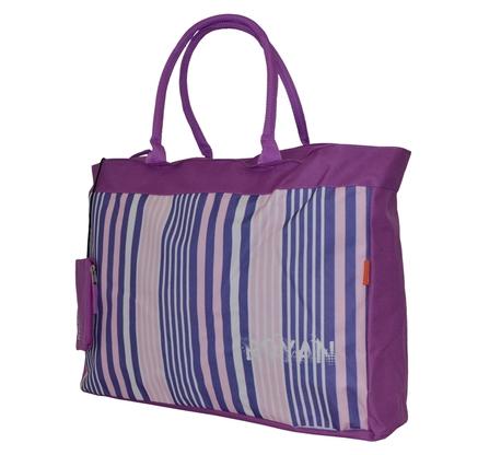 BZ 3739 plážová taška violet
